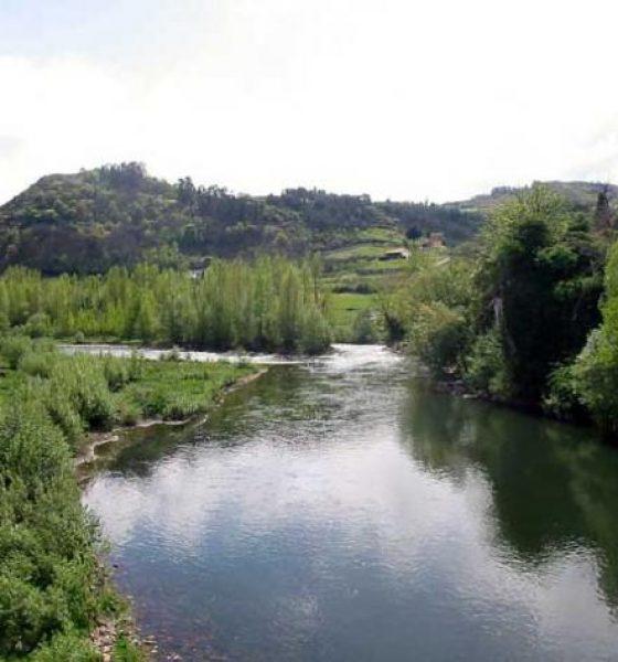 El Río Nalón