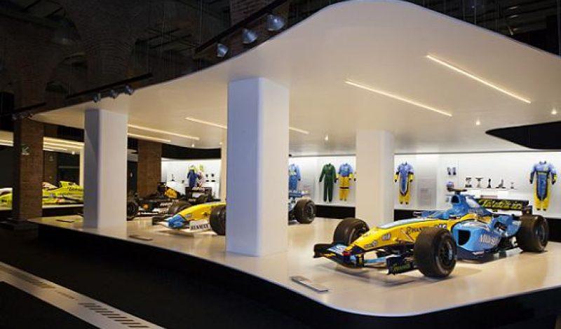 El Museo Fernando Alonso en Oviedo