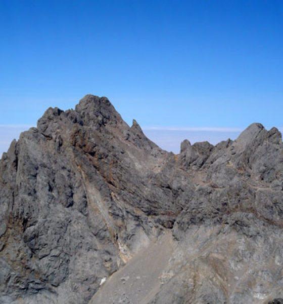 Torre Cerredo en los Picos de Europa