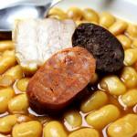 Gastronomía de Asturias: Fabada y Sidra