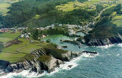 El Concejo de El Franco en Asturias