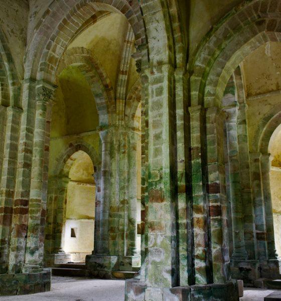 Iglesia de San Antolín de Bedón en Asturias