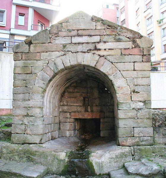 Foncalada en Oviedo