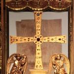 La Cruz de los Ángeles en la Catedral de Oviedo