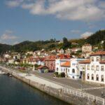 De paseo por Pravia en Asturias