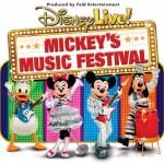 Disney Live! Mickey's Music Festival