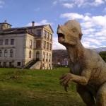Expo Dinosuarios en Llanes