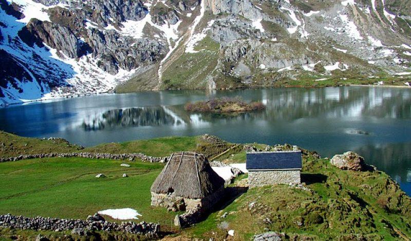 De paseo por Somiedo en Asturias