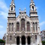 la Iglesia de Santo Tomás de Canterbury