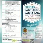 Fiestas de Santiago y Santa Ana en Grado