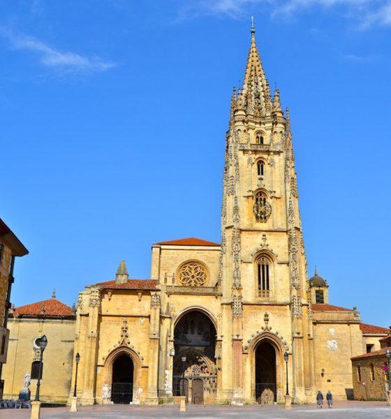 La Catedral de Oviedo en Asturias