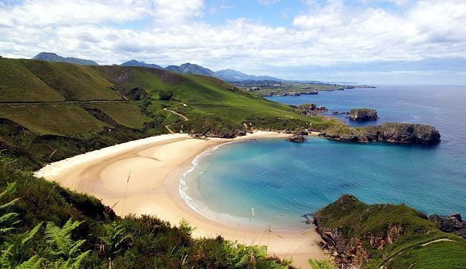 Las 32 playas de Llanes