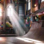 De Iglesia a Templo del Skate