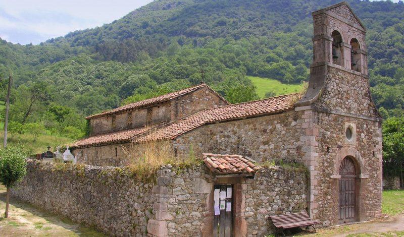 Iglesia de Santo Adriano de Tuñón en Asturias