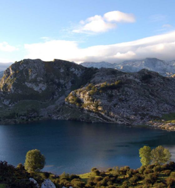 Lagos de Covadonga, Parque Nacional Picos de Europa