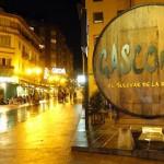 Calle Gascona, el Bulevar de la Sidra de Oviedo