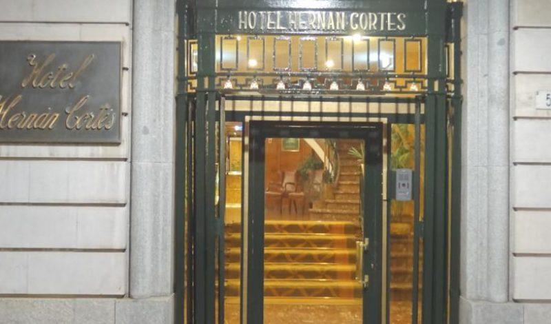 Hotel Hernán Cortés en Gijón