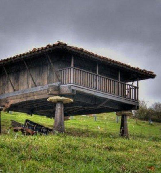 El Horreo asturiano