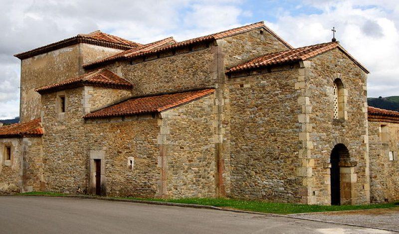 Iglesia de San Juan en Santianes de Pravia