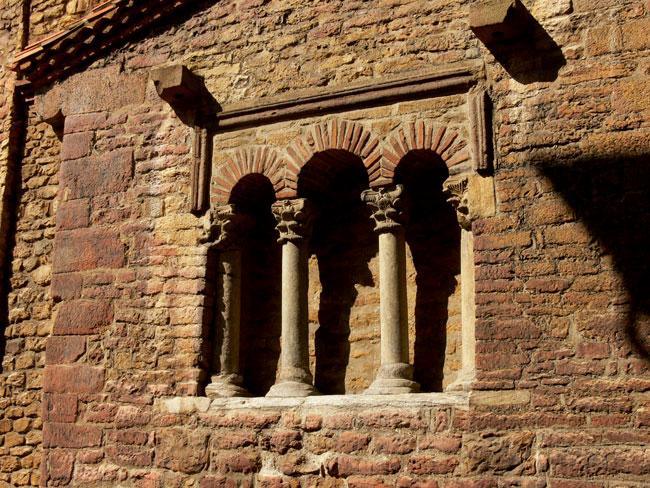Iglesia de San Tirso en Oviedo