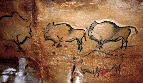 24 04 rupestre Bisontes_de_La_Covaciella_(España)