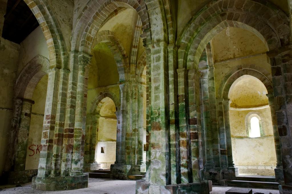 Iglesia de San Antolín de Bedón